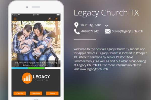 Legacy Church TX